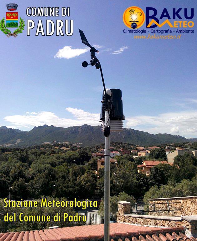 Stazione Meteo Padru