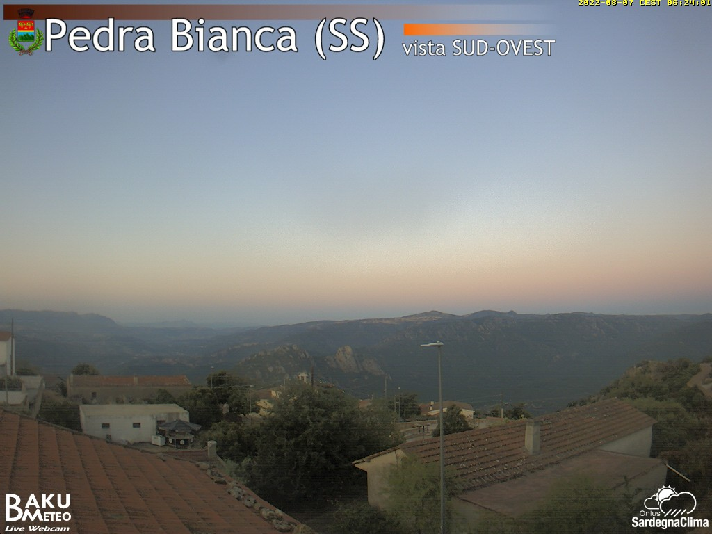 Webcam Sa Pedra Bianca