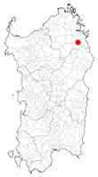 Posizione Geografica Padru